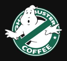 Ghostbusters Coffee by idaspark