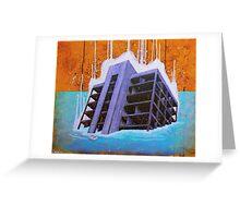 """The Citadel II"" Greeting Card"