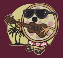 Hawaiian Pizza by DetourShirts
