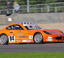 Ginetta G40 - Brad Bailey by motapics