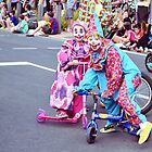 Clowning Around by Crystal Potter