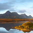 Ben Loyal viewed from Lochan Hakel by ThomasB
