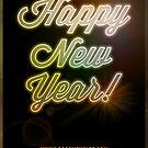Happy New Year! by LookOutBelow