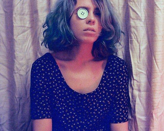 Self Portrait by brettisagirl