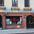 Stonewall Inn. Greenwich Village. by Amanda Vontobel Photography