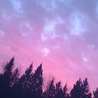 Cotton candy clouds by lblight
