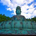 Showa Daibutsu (Great Image of Buddha) by Marc Maschhoff