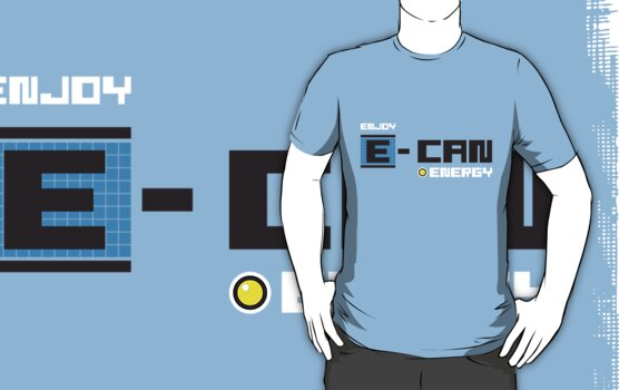 E-Can Energy Branding by ghostosaurus