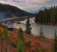 The Rocky Mountaineer by JamesA1