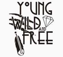 young wild and free by Bodeen  Twoyoungmen