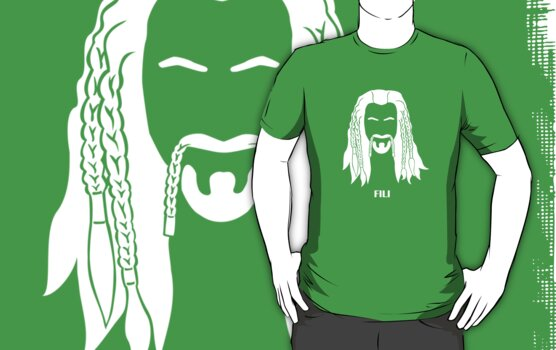 An Unexpected Tshirt: Fili by geeksweetie