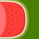 Watermelon by japu