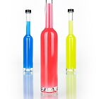 glass bottles by Joana Kruse