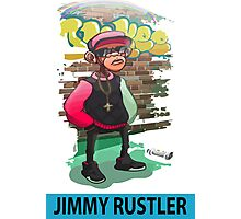 Jimmy Rustler Photographic Print