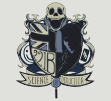 Consultant's Crest by monochromefrog
