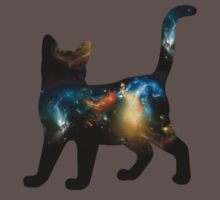 CELESTIAL CAT 3 Kids Clothes