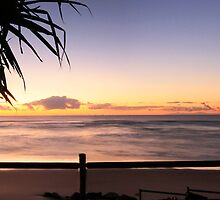 Sunrise Seven Mile Beach - Lennox Head NSW by OzNatureshots