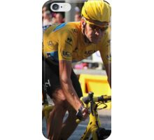 Bradley Wiggins - Tour de France iPhone Case/Skin