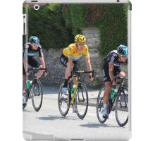 Wiggins and Team Sky - Tour de France 2012 iPad Case/Skin