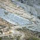 Winding road in Almeria by Alan Gandy