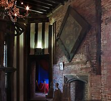 Gainsborough Old Hall-  Upstairs room(2) by jasminewang