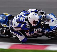 British Supersport 600s - #4 Jack Kennedy - Yamaha 600 by motapics