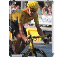 Bradley Wiggins - Tour de France iPad Case/Skin