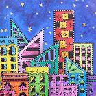 Cityscape by Donna Zenz