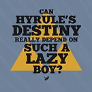 Hyrule&#x27;s Destiny Alternate (Limited Edition) by Shoul