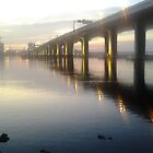 Fuller Warren Bridge- Jax, Fl by usingfreetime