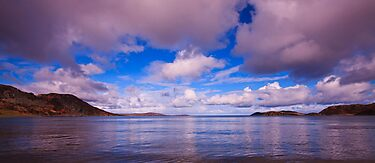 Gruinard Bay, West Scotland by Joe Stallard