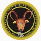 Capricorn Zodiac Astrology by Valxart by Valxart