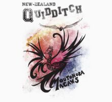NZ Quidditch - Moutohora Macaws by Fawkes