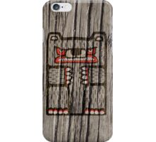 Bear Totem iPhone Case/Skin