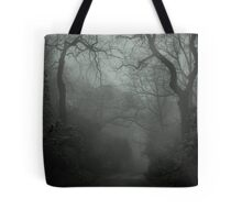 Lacertine Forest Tote Bag