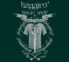 Baggins' Pawn Shop- LOTR Parody  by spacemonkeydr