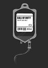 Call Of Duty Medical IV Drip  by Creative Spectator