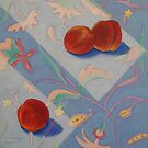 Three Nectarines by studiololo