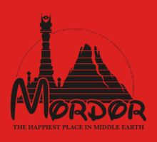 The Happiest Place in Middle Earth - Ver. 3-B by FAMOUSAFTERDETH