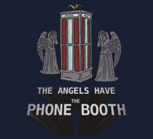 The Angels Have the Phone Booth by fairytale