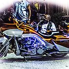 Golden Busa by ncash56