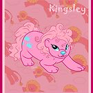 My Little Pony Friends - Kingsley the Lion Print by RileyOMalley