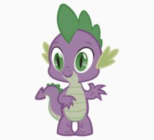 Spike by ConfoundedPony