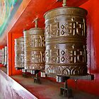 Prayer Wheel by Denny0976