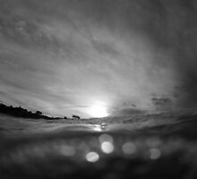 Below the Surface- B&W by Jack Doherty