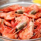 Shrimp bowl by Arve Bettum