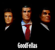 A Plastic World - Goodfellas by ShakeyFacePhoto
