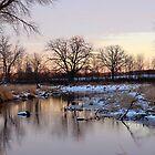 Manitowoc River by AbigailJoy
