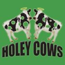Holey Holy Cows by chaunce