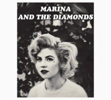 Innocence - Marina and the Diamonds by Daenna